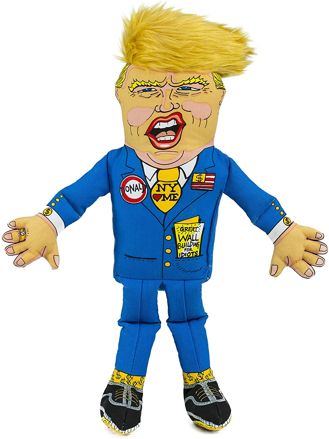 fuzzutoys donald trump dog toy distributor kl